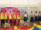รุ่นน้องจัดทำซุ้มเสดงความยินดีและรับมอบธงประธานนักเรียน_6